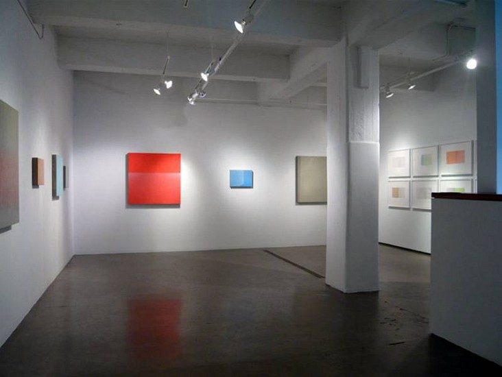 Sara Eichner, New Paintings and Prints Exhibition 2011