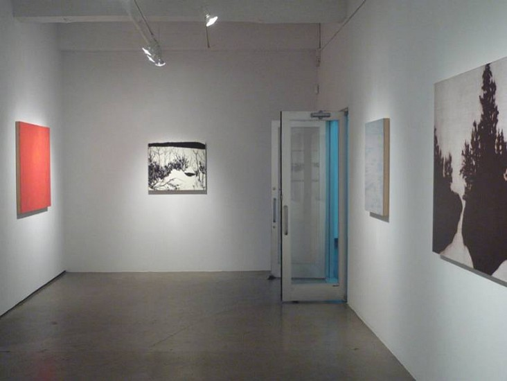Isabel Bigelow, Two Roads Exhibition 2011
