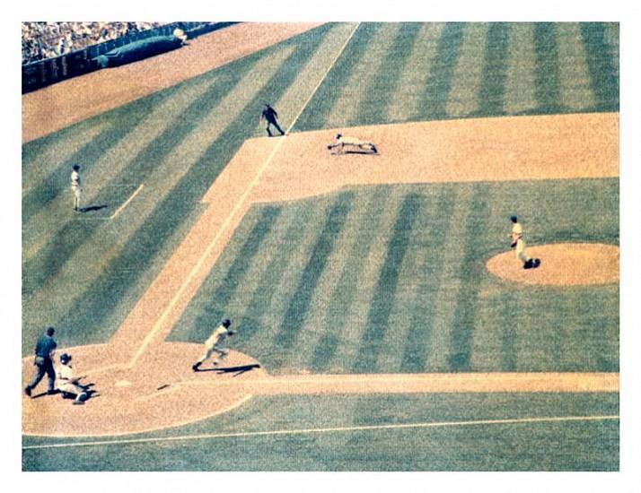 John Huggins (Imbue), Baseball #1, ed. of 17 2014, K-3 pigment print