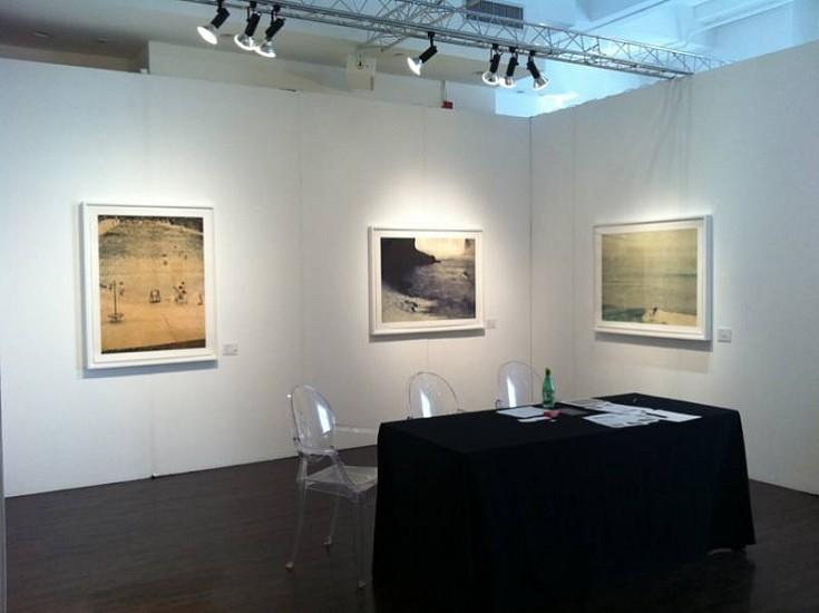 John Huggins (Imbue), Booth Installation, Impulse 2012