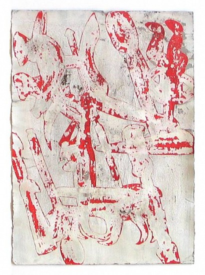Bo Joseph (LA), Untitled 1558 2005, acrylic, ink and gesso on paper mounted on paper