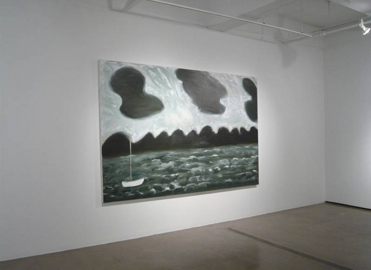 Kathryn Lynch, Choppy Waters Installation 2010