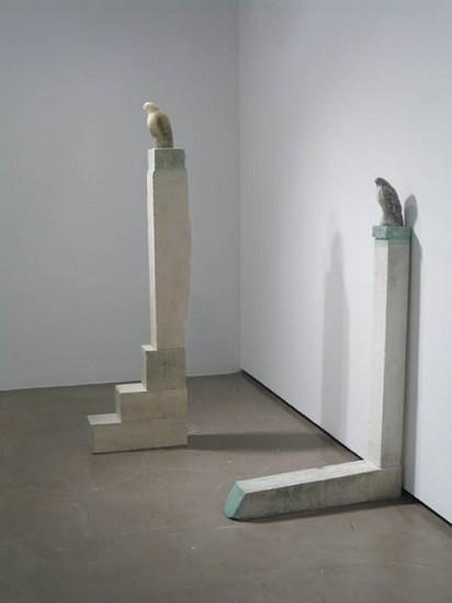 Jane Rosen, A Class of Birds Installation 2010