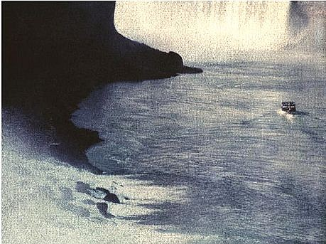 John Huggins (Imbue), Niagara Falls, ed. of 17 2014, K-3 pigment print