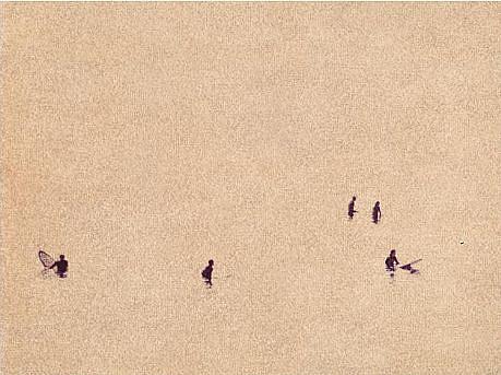John Huggins (Imbue), Malibu #11, ed. of 17 2014, K-3 pigment print