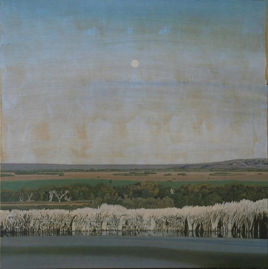 Clay Wagstaff, Moon no. 5 2012