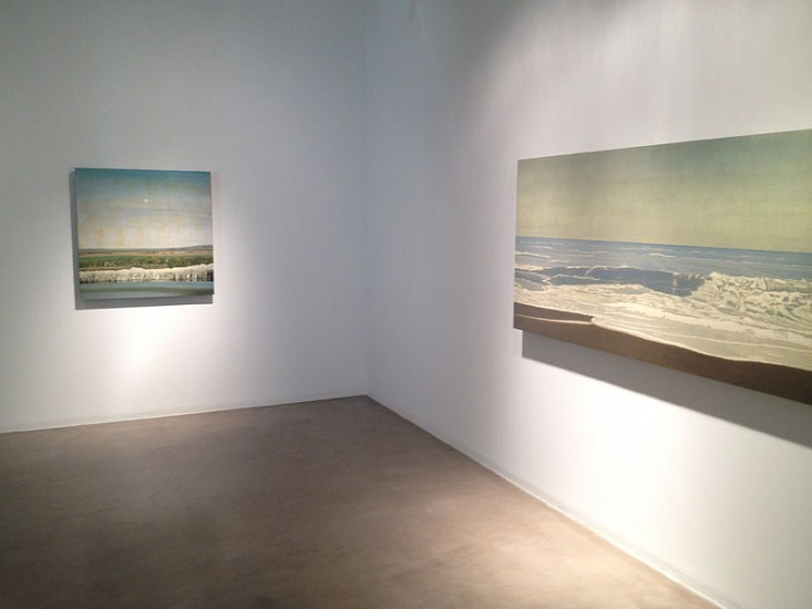 Clay Wagstaff, New Paintings Exhibition 2012