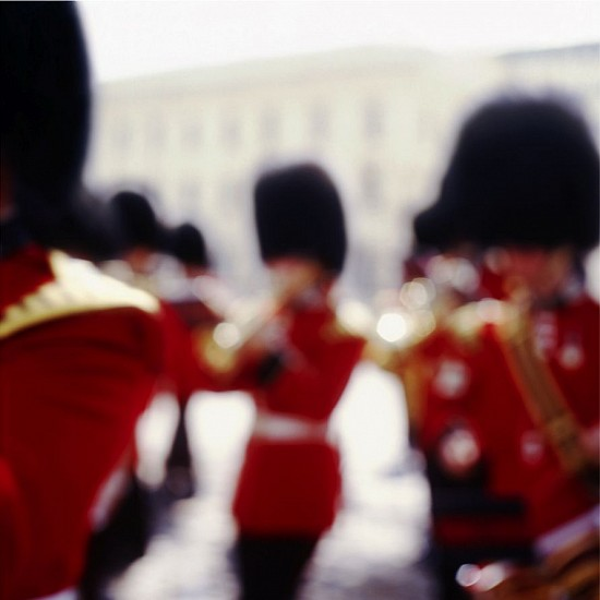 John Huggins (Once), Royal Guard, London, England, ed. of 23 2014, pigment print