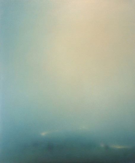 Michael Abrams, Eventide 2013, oil on canvas