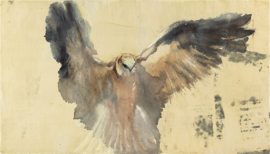 Jane Rosen (LA), White Kite, 13/20 2013, archival pigment print on German etching paper