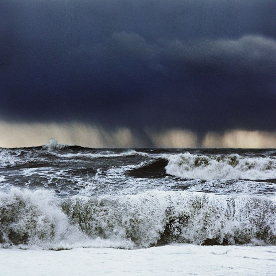 Jason Frank Rothenberg, Ocean (Iceland #1), Edition of 8 2014, c-print
