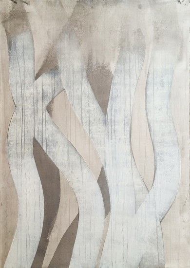 Doug Glovaski (LA), Appearance #36 2014, acrylic on paper