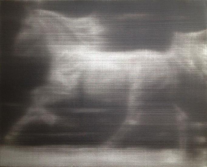 Alison Van Pelt (LA), Horses 2014, oil on canvas