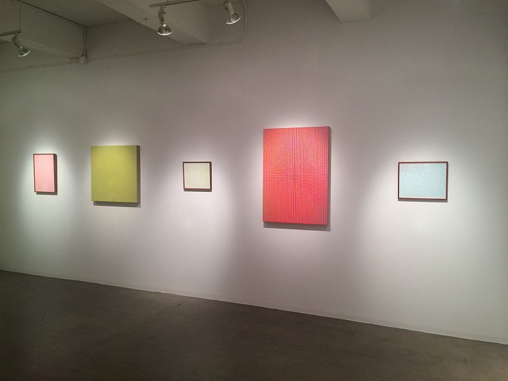 Sara Eichner, Recent Paintings Exhibition 2015
