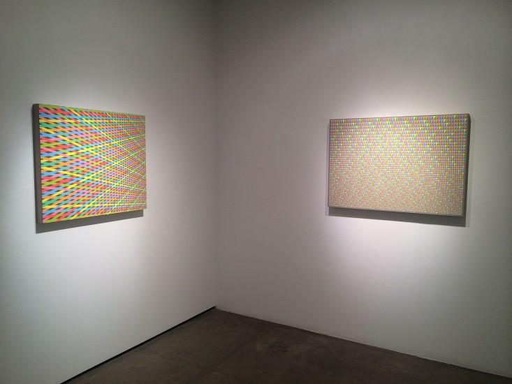 Sara Eichner, Recent Paintings Exhibition 2015