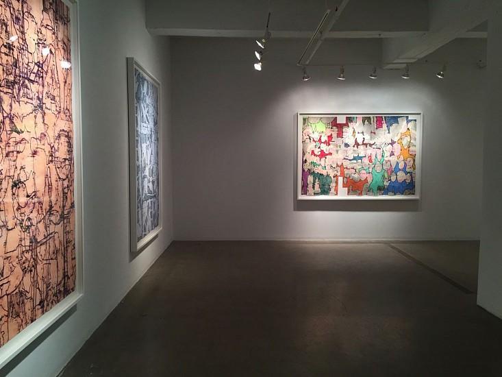 Bo Joseph, Installation View 2015