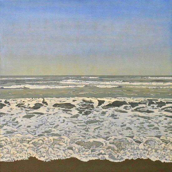 Clay Wagstaff, Ocean No. 56 2015, oil on canvas