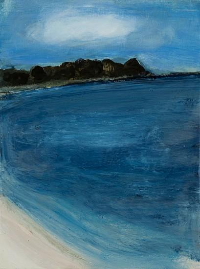 Kathryn Lynch, Bay 1 2015, oil on panel