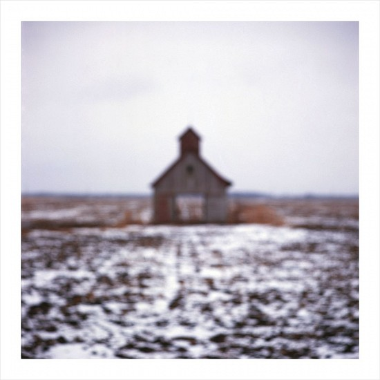 John Huggins (Once), Barn, Illinois, ed. of 23 2015, pigment print