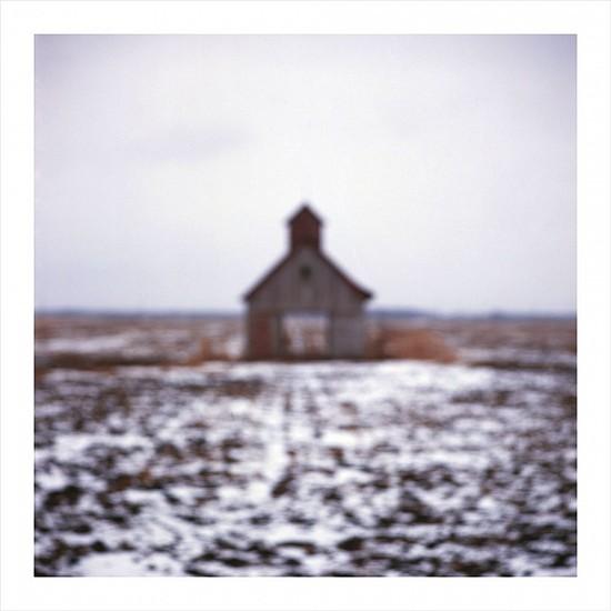 John Huggins (Once), Barn, Illinois, ed. of 23 2015, pigment print
