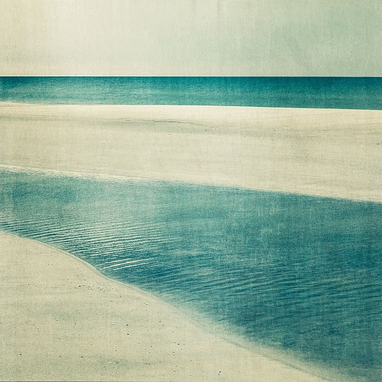 Thomas Hager (LA), Beach Tide Pool - 1, 1/10 2016, archival pigment print