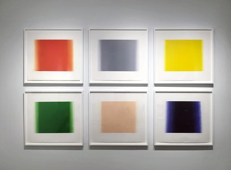 Betty Merken, Illumination Series Installation 2016