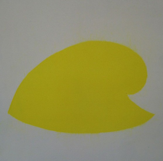 Isabel Bigelow (LA), yellow snail with grey 2016, mono types