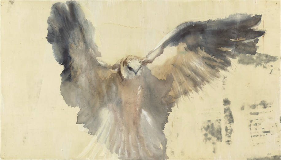Jane Rosen, White Kite, 15/20 2013, archival pigment print on German etching paper