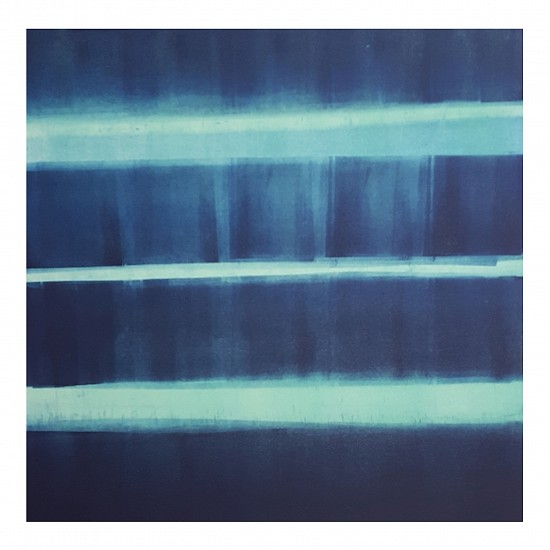Karen J. Revis, Sound and Vision 2016, monoprint