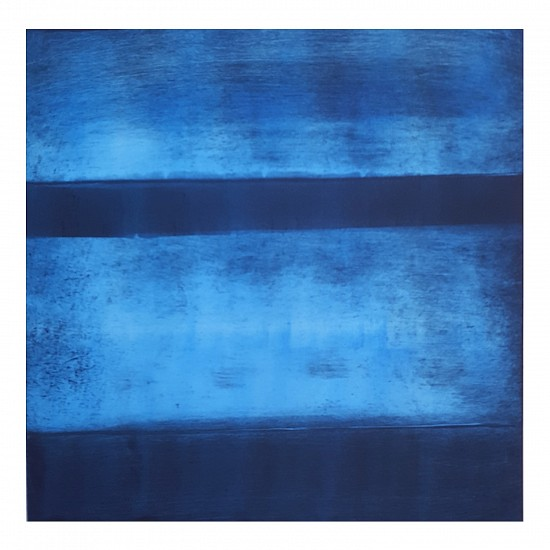 Karen J. Revis, Lazarus 2016, monoprint