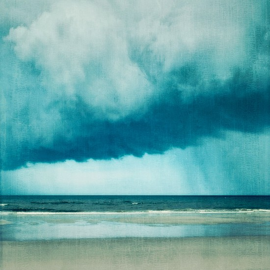 Thomas Hager, Blue Storm - II, 1/10 2017, archival pigment print