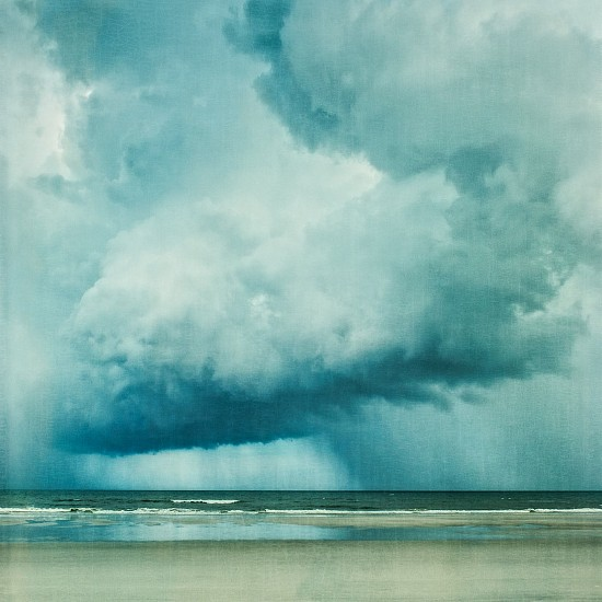 Thomas Hager, Blue Storm - I, 1/10 2017, archival pigment print