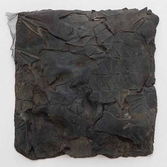 Celia Gerard, Convex (Blue), 1/8 2017, bronze