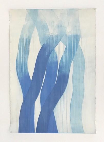 Doug Glovaski, Ascend # 2 2017, acrylic on paper