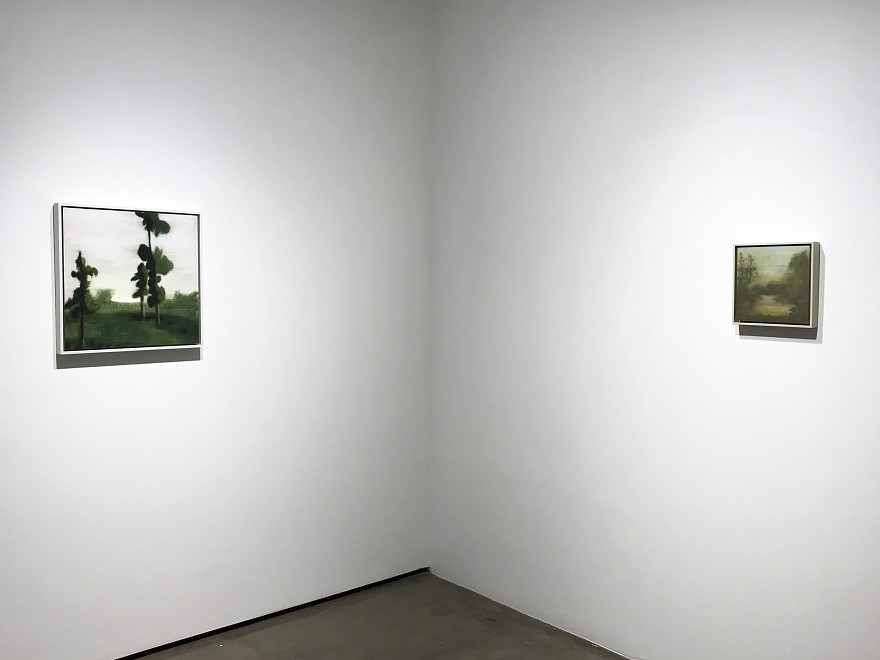 Poogy Bjerklie, The In Between - Installation View